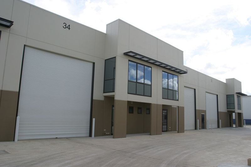 Roller Shutters, Security Shutters + Industrial Security Doors