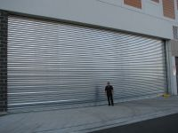manufacturers of steel and aluminium roller shutters