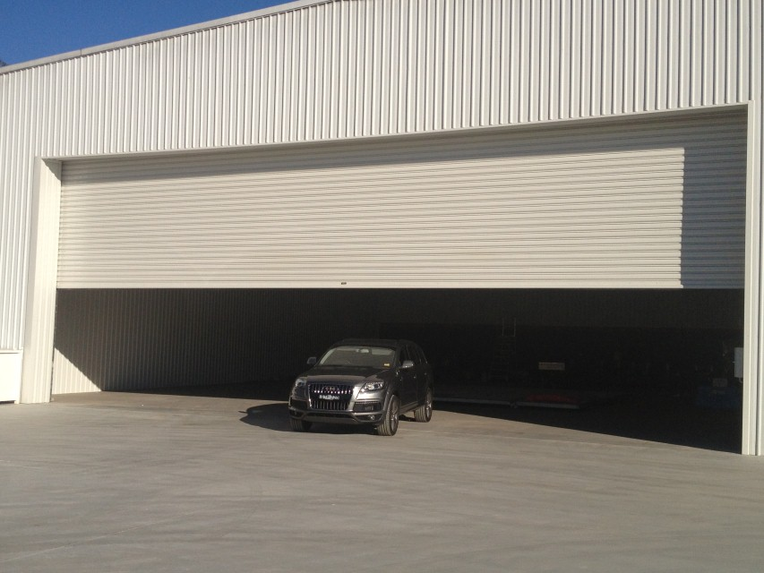 supplier of warehouse roller doors